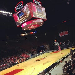 Photo taken at Viejas Arena by Ray E. on 10/13/2012