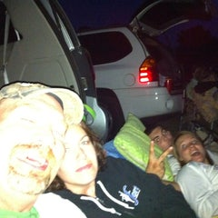 Photo taken at US 23 Drive-In Theater by david on 8/11/2013