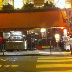 Photo taken at Au Petit Riche by Brian F. on 12/18/2012