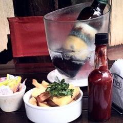 Photo taken at Bambu Resto Bar by T D. on 8/17/2015