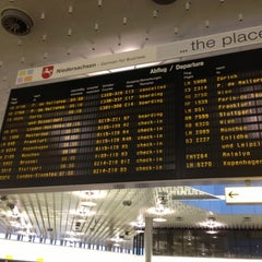 Photo taken at Terminal A by Barney G. on 5/14/2013
