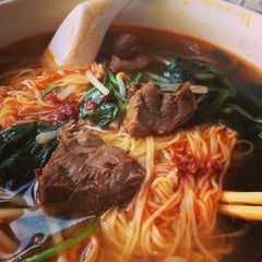 Photo taken at Lili's Noodle Shop & Grill by AnnCas on 1/3/2014