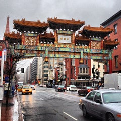 Photo taken at Chinatown by Thiti P. on 3/18/2013