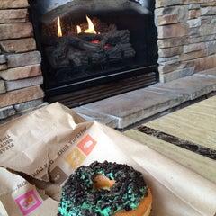 Photo taken at Dunkin' Donuts by Jenda on 3/6/2014