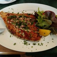 Photo taken at Seewolf - Bierstube & Restaurant by Jun Y. on 10/2/2015