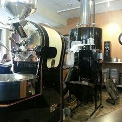 Photo taken at Arcedium Coffeehouse Inc by Christian S. on 7/19/2013