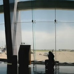 Photo taken at Tulsa International Airport (TUL) by Dee M. on 5/27/2013
