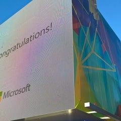 Photo taken at Microsoft by Brad O. on 10/13/2015