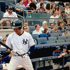 Photo taken at Yankee Stadium by yoshimitsu s. on 7/28/2013