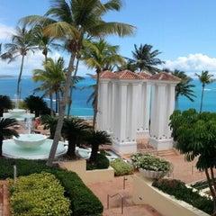 Photo taken at La Marina @ El Conquistador Hotel And Casino by Noel M. on 3/16/2014