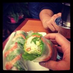 Photo taken at Ha Long Bay Restaurant by Ghislaine C. on 1/3/2014