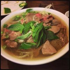 Photo taken at Ha Long Bay Restaurant by Ghislaine C. on 2/6/2014