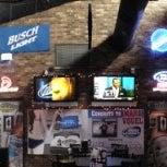 Photo taken at Bushwood Sports Bar & Grill by Gina P. on 1/12/2014