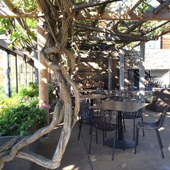 Photo taken at The Restaurant at Ventana Inn by Anna L. on 11/10/2013