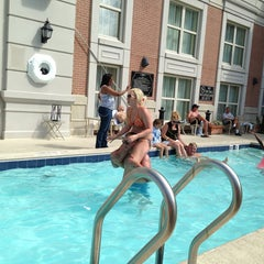 Photo taken at Astor Crowne Plaza – New Orleans French Quarter by Jon K. on 5/25/2013