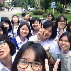 Photo taken at คณะเภสัชศาสตร์ (Faculty of Pharmacy) by Fahsaii⛅️ on 10/4/2015