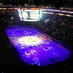 Photo taken at Staples Center by Kevin K. on 5/24/2013