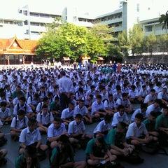 Photo taken at โรงเรียนทวีธาภิเศก (Taweethapisek School) by daeman on 5/16/2013