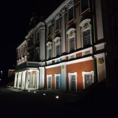 Photo taken at Kadrioru Loss | Kadriorg Palace by Janar M. on 11/28/2015