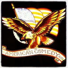 Photo taken at The American Comedy Co. by Paul K. on 1/17/2013