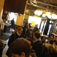 Photo taken at Potbelly Sandwich Shop by William E. on 1/26/2013