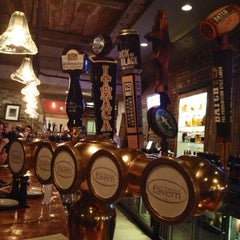 Photo taken at Burntwood Tavern by William E. on 1/19/2013