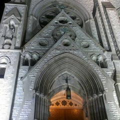 Photo taken at Saint Francis Xavier College Church by Andy G. on 10/30/2012