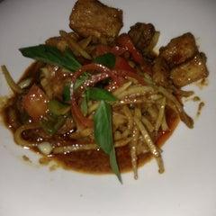 Photo taken at Osha Thai Kitchen by Carol K. on 7/19/2013