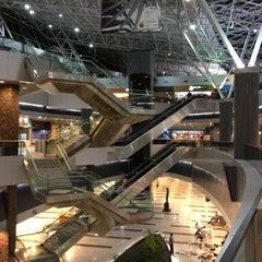 Photo taken at Aeroporto Internacional do Recife / Guararapes (REC) by Marcelo C. on 4/18/2013