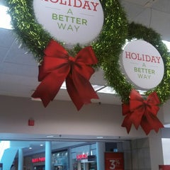 Photo taken at Sears by Liz B. on 12/18/2013