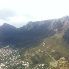 Photo taken at Lions Head (summit) by CapeTownMagazine.com on 10/7/2012