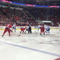 Photo taken at PNC Arena by Bob S. on 4/5/2013