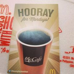 Photo taken at McDonald's by Daryl V. on 2/22/2013