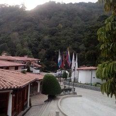 Photo taken at Aldea Valle Encantado by Joel C. on 1/23/2014