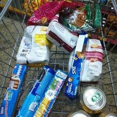 Photo taken at Supermercado Fortaleza Hiper by Klefson Almeida #. on 5/28/2015