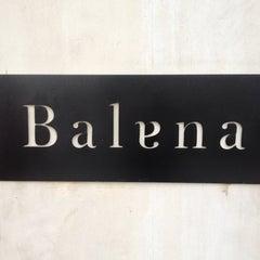 Photo taken at Balena by Zeke F. on 3/30/2013