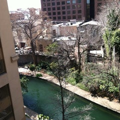Photo taken at Courtyard San Antonio Riverwalk by Marilyn B. on 3/6/2013