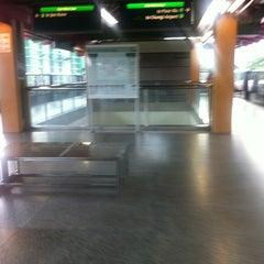 Photo taken at Lakeside MRT Station (EW26) by Shahiran B. on 12/30/2012
