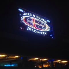 Photo taken at Jazz & Blues Discovery by Calvin C. on 8/31/2014
