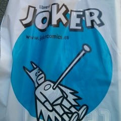 Photo taken at Joker Cómics by Aritz on 7/10/2014