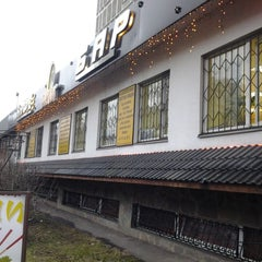 Photo taken at Бар Мустанг by Илья К. on 1/9/2014