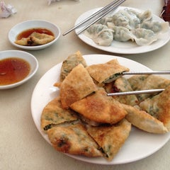 Photo taken at Dong Bei Dumpling by Carla C. on 5/12/2013