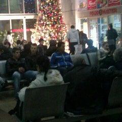 Photo taken at Автобуска станица Скопје / Skopje Bus Station by Simona 💫 D. on 12/28/2012