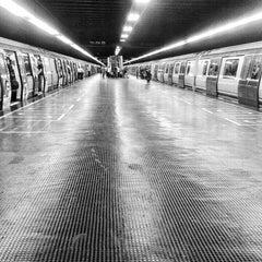 Photo taken at Metro - Los Dos Caminos by Rafael C. on 5/29/2015