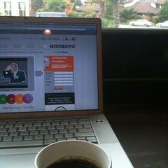 Photo taken at Richmond Beach Coffee House by Chik Q. on 10/14/2012