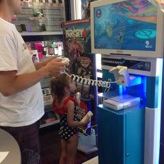 Photo taken at GameStop by Krystle on 6/18/2014