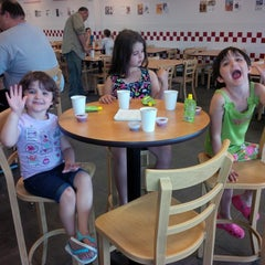 Photo taken at Five Guys by Stephen on 6/21/2013