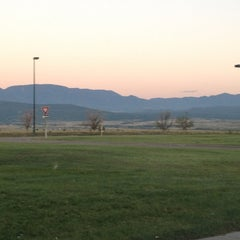 Photo taken at Cuerno Verde / Colorado City Rest Area by Michael L. on 7/30/2013
