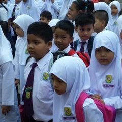 Photo taken at Sekolah Kebangsaan Seri Pristana by Roslan L. on 1/11/2015
