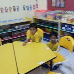 Photo taken at Sekolah Kebangsaan Seri Pristana by Roslan L. on 3/12/2014